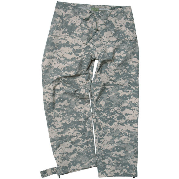 Mil-Tec Wet Weather Trilaminate Trousers ACU Digital