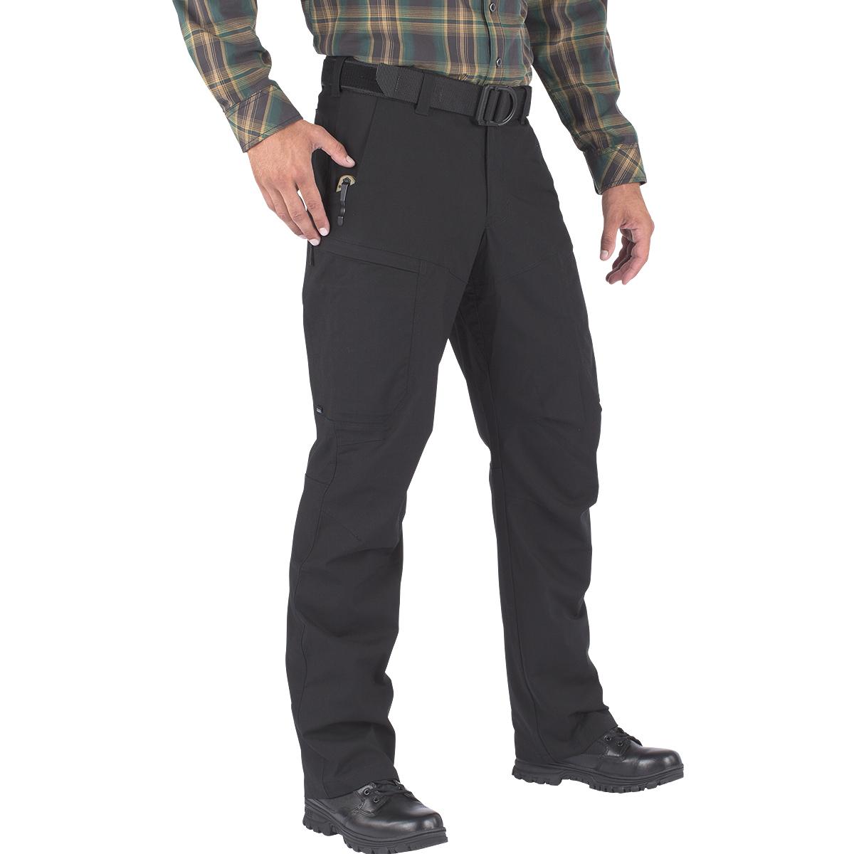 black tactical cargo pants - photo #22