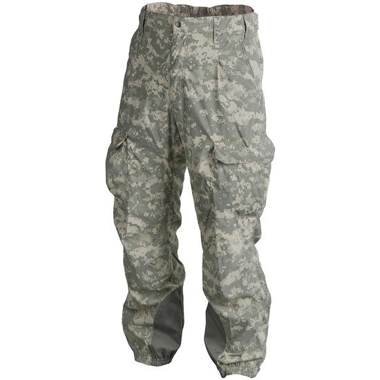 Helikon Soft Shell Trousers Level 5 Ver. II ACU Digital