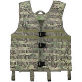 MFH Vest MOLLE Light Operation Camo