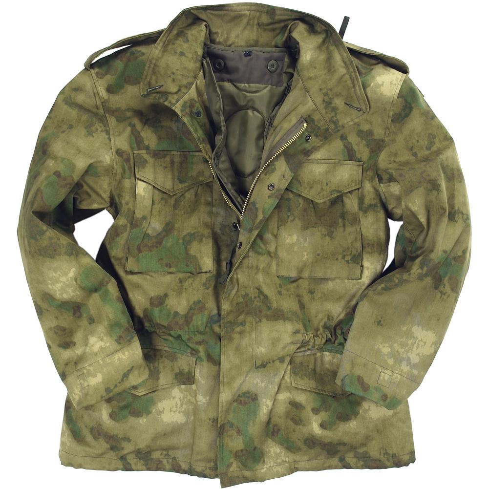 Mil-Tec Classic US M65 Jacket MIL-TACS FG | M65 | Military 1st