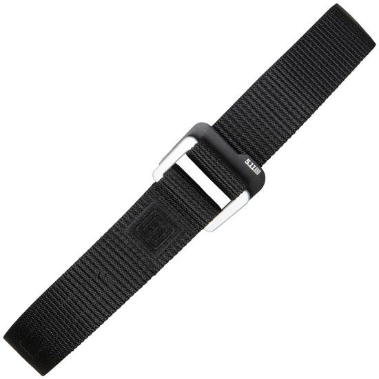 5.11 Traverse Double Buckle Belt Black