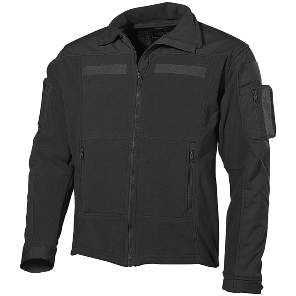 MFH TACTICAL US COMBAT HEAVY FLEECE WARM SECURITY RIPSTOP ...