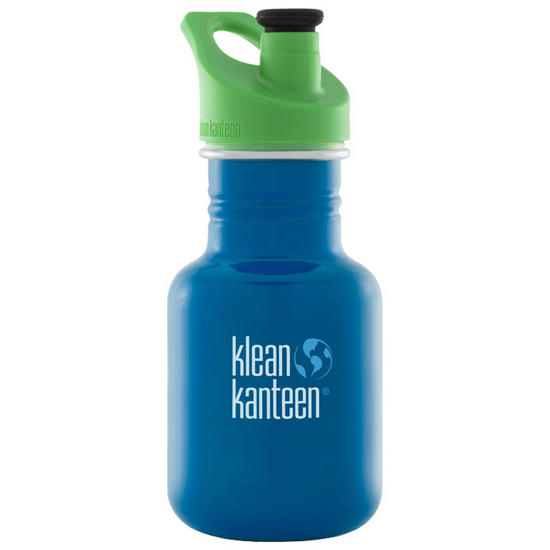 Kid Kanteen Sport 355ml Bottle with Sport Cap 3.0 Sky Diver