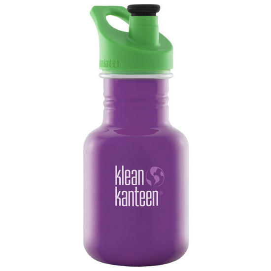 Kid Kanteen Sport 355ml Bottle with Sport Cap 3.0 Sugar Plum