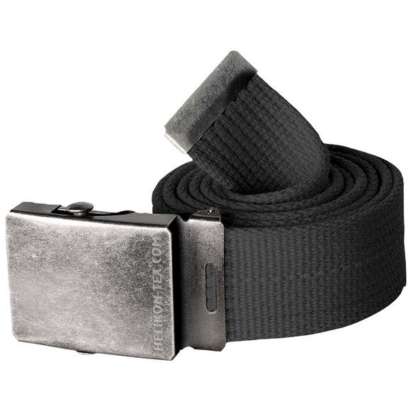 Helikon Canvas Belt Black