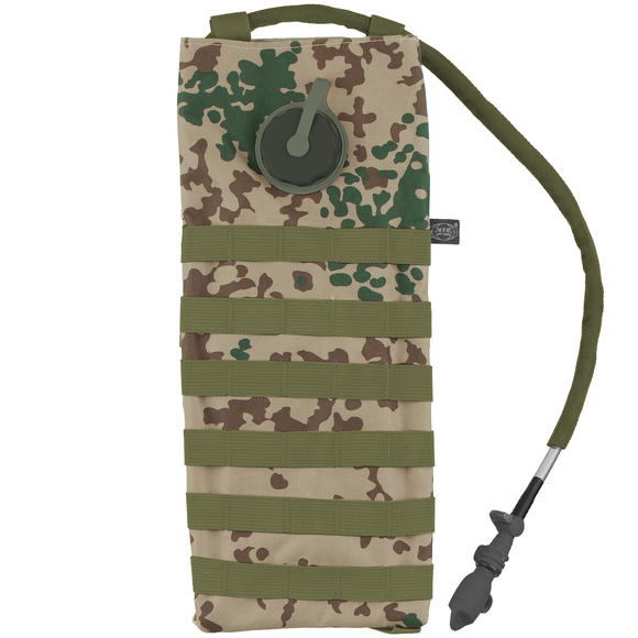 MFH Hydration Bladder and Carrier MOLLE Tropical