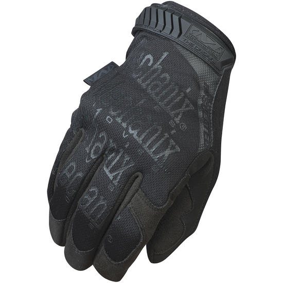 Mechanix Wear The Original Insulated Gloves Black
