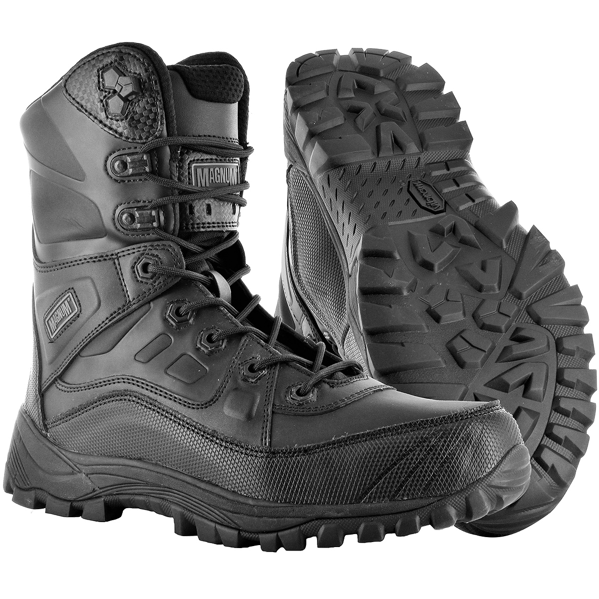 Magnum police boots