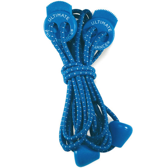 Ultimate Performance Elastic Laces Royal Blue