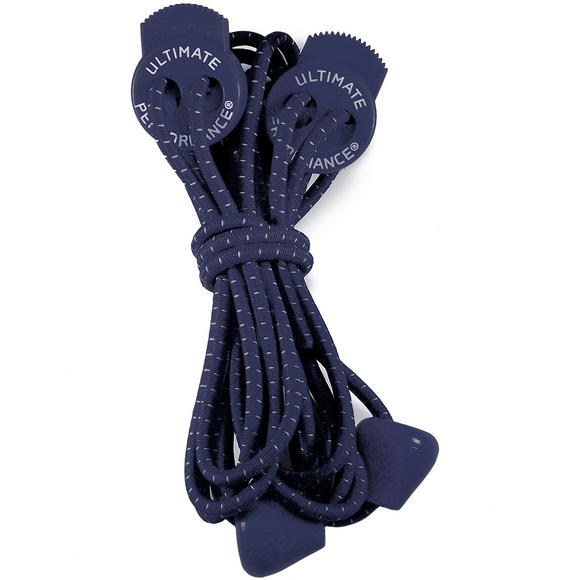 Ultimate Performance Elastic Laces Navy
