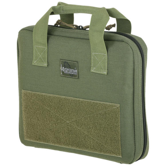 Maxpedition Morale Patch Book OD Green