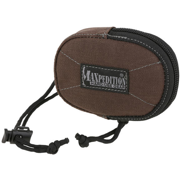 Maxpedition Coin Purse Dark Brown