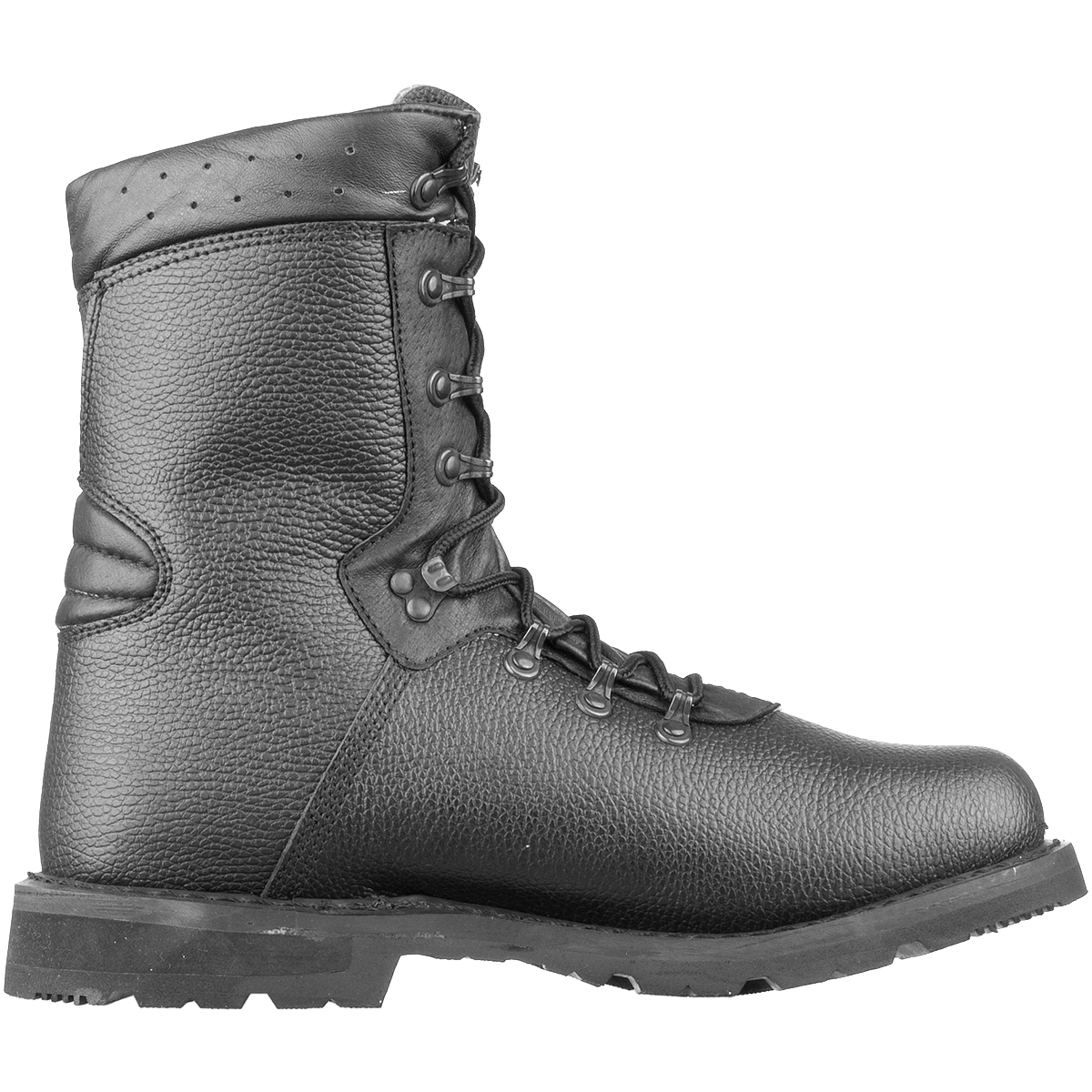 Brandit Bw German Army Combat Boots Model 2000 Leather Military ...