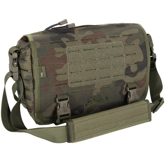 Direct Action Small Messenger Bag Polish Woodland