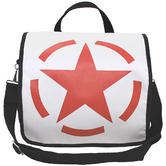 MFH Shoulder Bag with Star Black