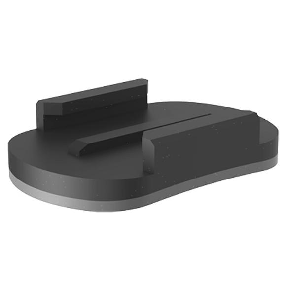 Xcel Curved Adhesive Mounts Black
