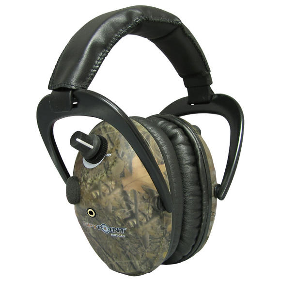 SpyPoint Electronic Ear Muffs EEM2-24 Camo