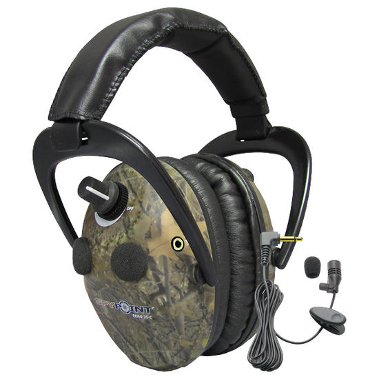 SpyPoint Electronic Ear Muffs EEM4-25 Camo
