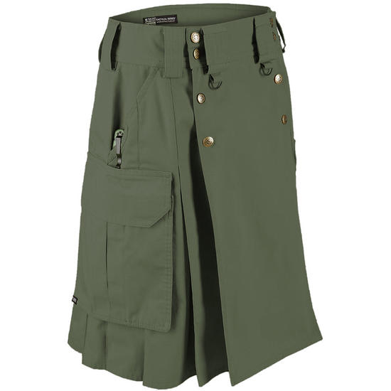 5.11 Tactical Duty Kilt TDU Green