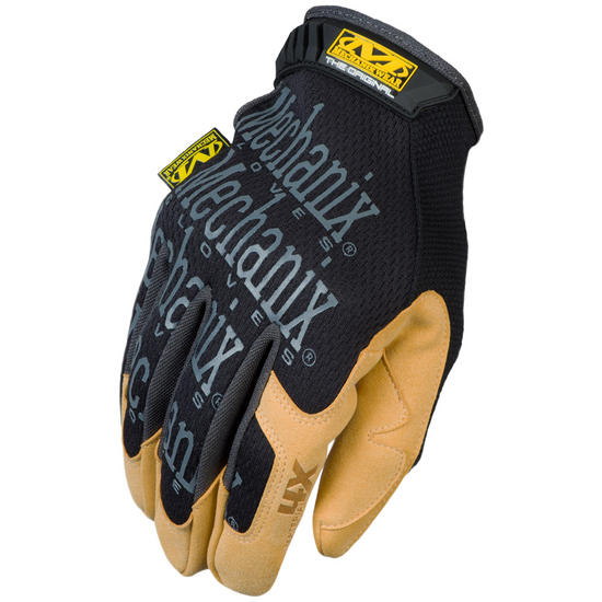Mechanix Wear Material4X Original Black/Tan