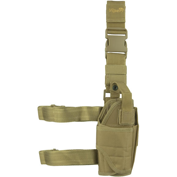 Viper Adjustable Leg Holster Coyote
