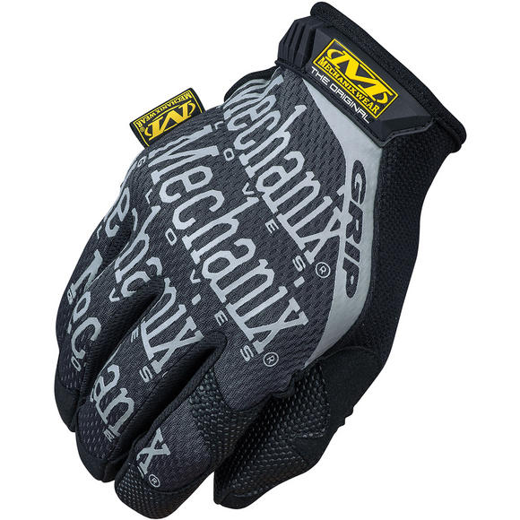 Mechanix Wear The Original Grip Gloves Black
