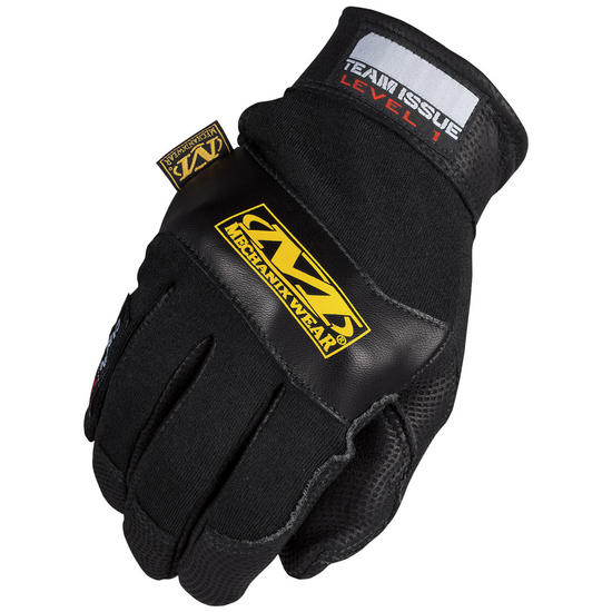 Mechanix Wear Team Issue CarbonX Level 1 Gloves Black