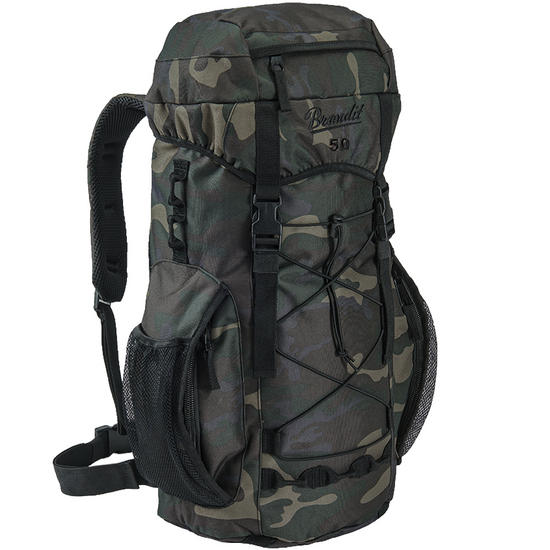Brandit Aviator 50 Backpack Dark Camo