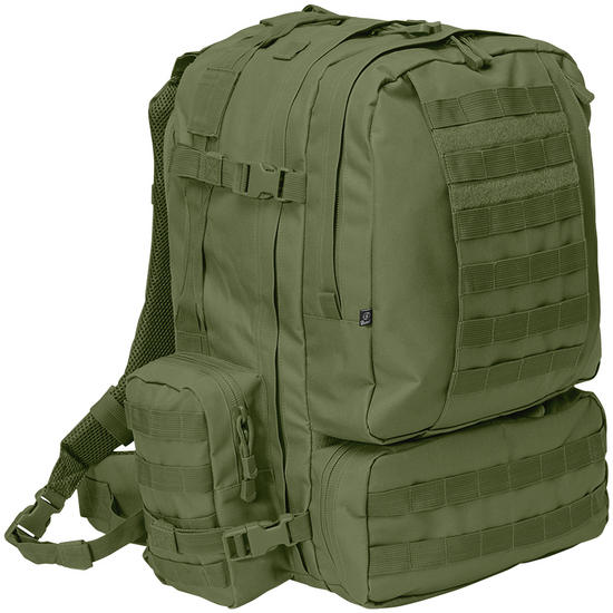 Brandit US Cooper 3-Day Pack Olive