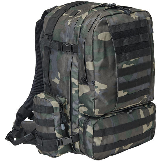 Brandit US Cooper 3-Day Pack Dark Camo