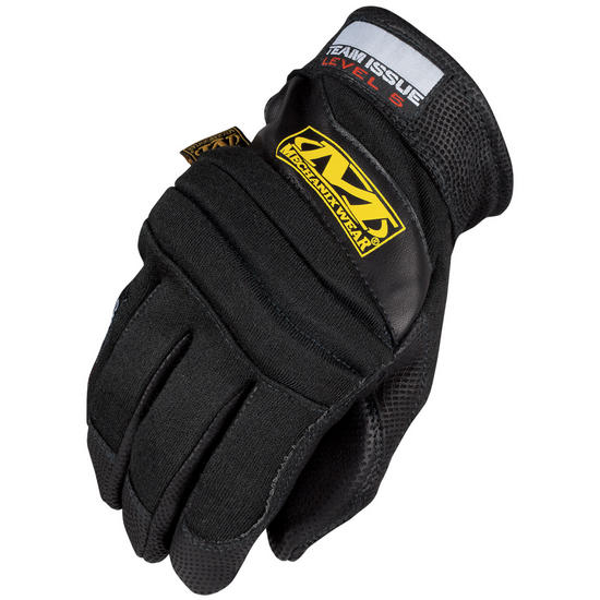 Mechanix Wear Team Issue CarbonX Level 5 Gloves Black