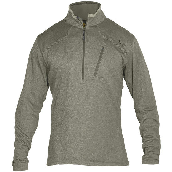 5.11 Recon Half Zip Fleece Sage Green