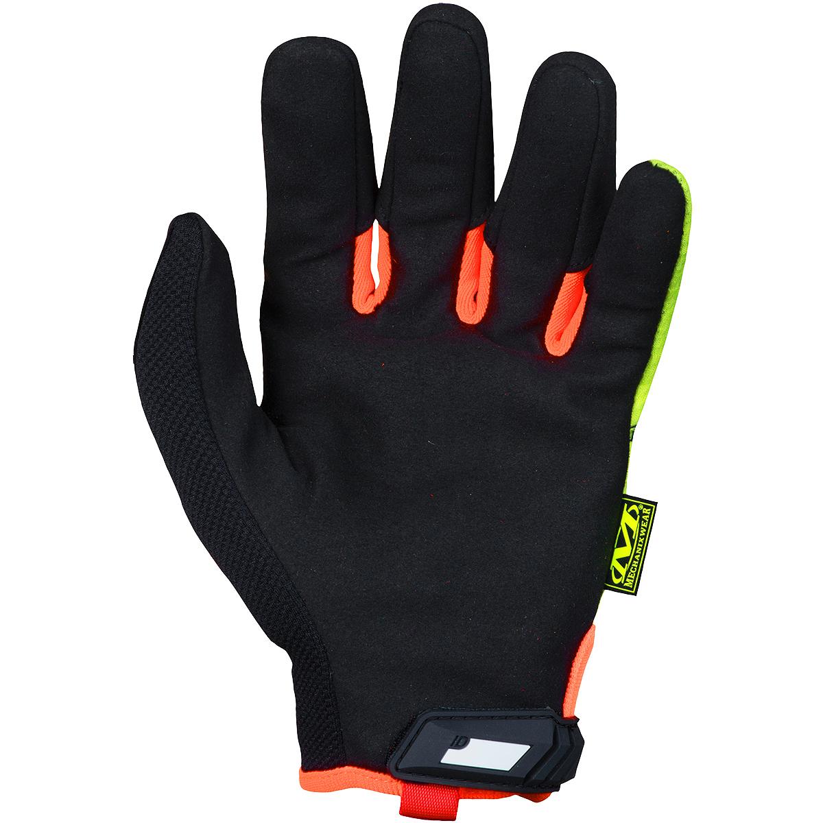 Mens yellow gloves - Sentinel Mechanix Wear Tactical Mens Cr5 Original Gloves Hi Viz Safety Work Glove Yellow