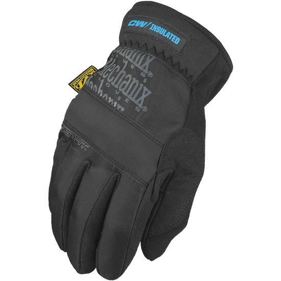 Mechanix Wear FastFit Insulated Gloves Black
