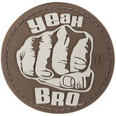 Maxpedition Bro Fist (Arid) Morale Patch
