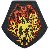 Maxpedition Fire Dragon (Full Colour) Morale Patch