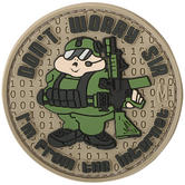 Maxpedition Don't Worry Sir (Full Colour) Morale Patch