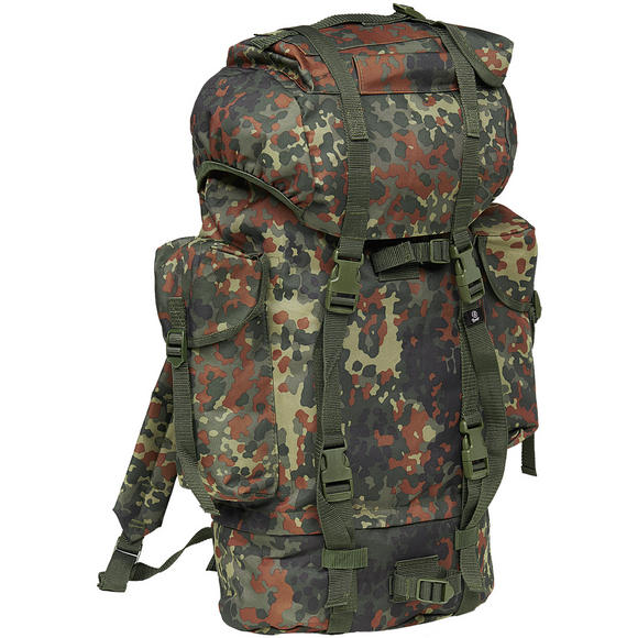 Brandit Combat Backpack Flecktarn Camo