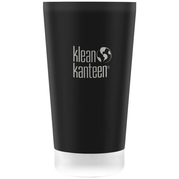 Klean Kanteen 473ml Tumbler Vacuum Insulated Shale Black