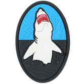 Maxpedition Great White Shark (SWAT) Morale Patch