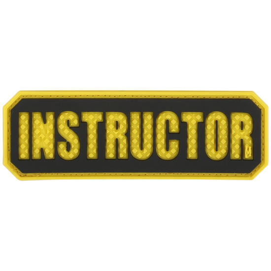Maxpedition Instructor (Full Colour) Morale Patch