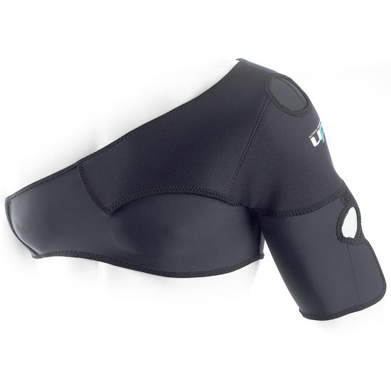 Ultimate Performance Neoprene Shoulder Support Black