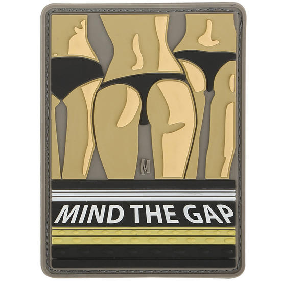 Maxpedition Mind the Gap (SWAT) Morale Patch