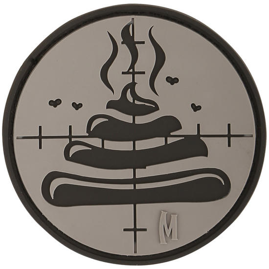 Maxpedition Shoot the It (Arid) Morale Patch