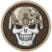 Maxpedition Soldier Skull (Arid) Morale Patch