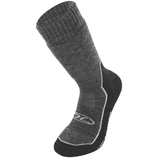 Highlander Explorer Merino Wool Hiking Sock Grey
