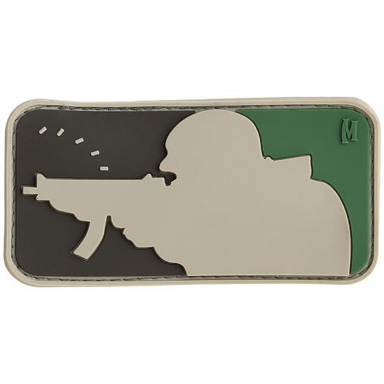 Maxpedition Major League Shooter (Arid) Morale Patch