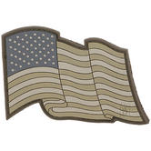 Maxpedition Star Spangled Banner (Arid) Morale Patch