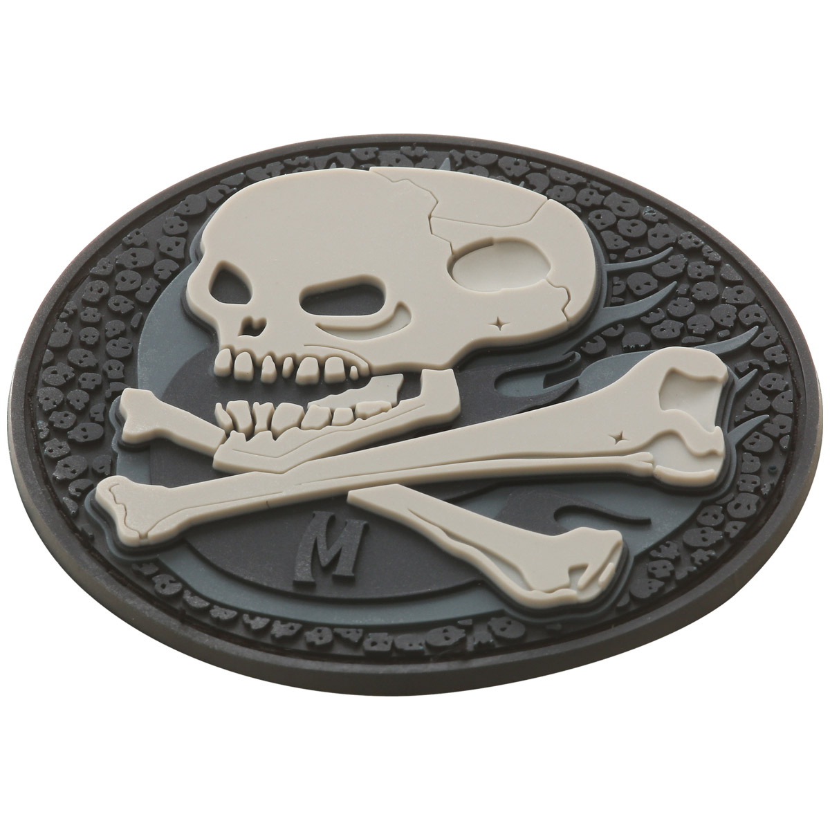 Maxpedition Skull Swat Morale Patch